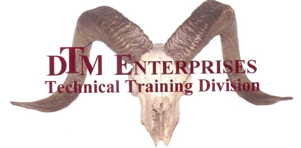 DTM Enterprises Technical Training Division Pasadena TX